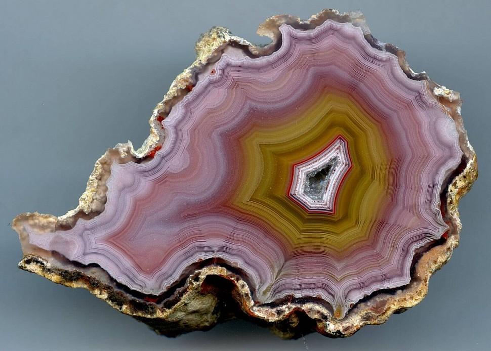 Камень агат - магические и лечебные свойства агата